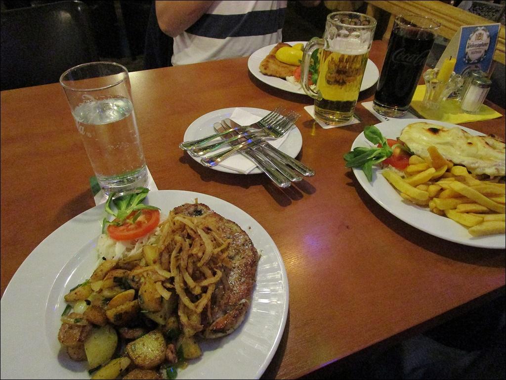 god mat i berlin